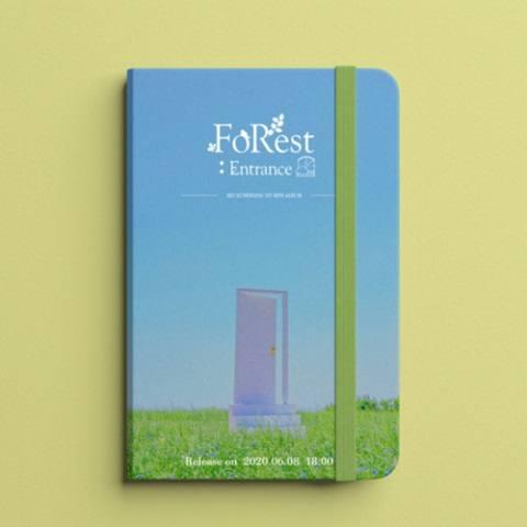 徐恩光的首张迷你专辑《FoRest : Entrance》